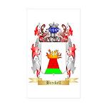 Breckell Sticker (Rectangle 50 pk)