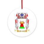 Breckell Ornament (Round)