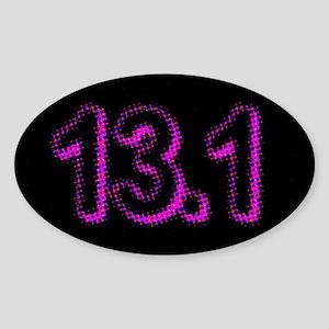 Super Unique 13.1 POP ART PINK Sticker