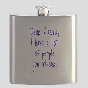 Karma List Flask