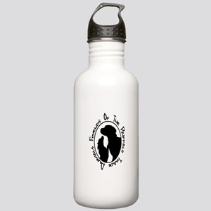 FoBTA logo Water Bottle
