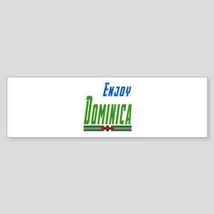 Dominica Designs Sticker (Bumper)