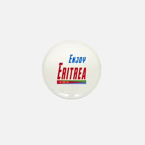 Eritrea Designs Mini Button