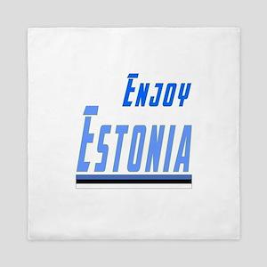 Estonia Designs Queen Duvet