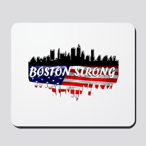 Boston Strong Marathon Mousepad
