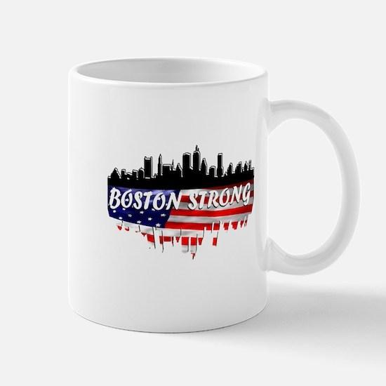 Boston Strong Marathon Mug