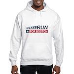 Run for Boston RWB Hooded Sweatshirt