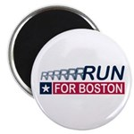 Run for Boston RWB Magnet