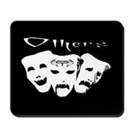 Murder Pain Farewell Mousepad