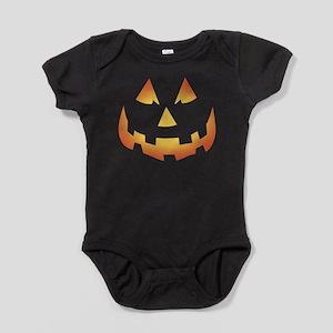 Jack-O'-Lantern Baby Bodysuit