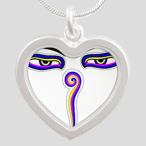 Peace Eyes (Buddha Wisdom Eyes) Necklaces