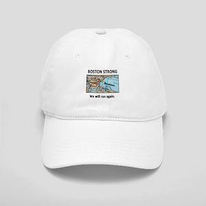 Boston Strong Map Cap