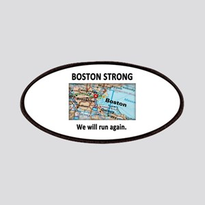 Boston Strong Map Patches