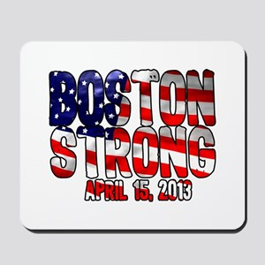 Boston Strong Flag Mousepad
