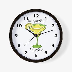 Margarita Wall Clock