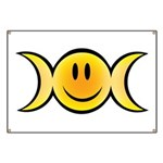 Wiccan Emoji Banner