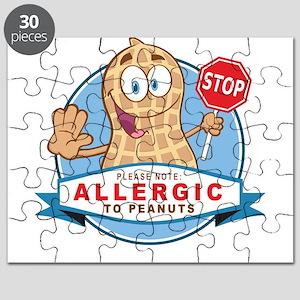 Allergic to Peanuts Puzzle