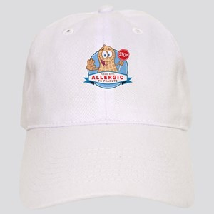 Allergic to Peanuts Cap
