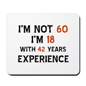im 60 years old