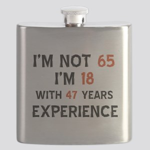 65 year old designs Flask