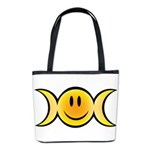 Wiccan Emoji Bucket Bag