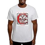 The Scarlet Letter Ash Grey T-Shirt