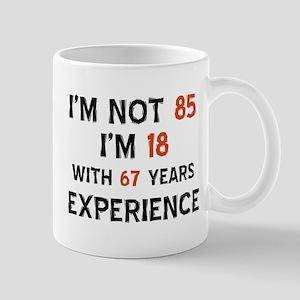 74ffbd94bd4 85th Birthday Mugs - CafePress