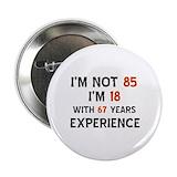 85 year old birthday Single