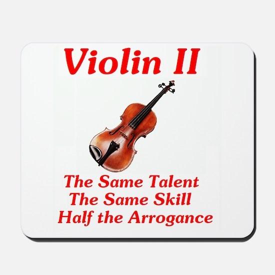 Violin II Mousepad