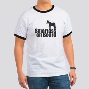 Smartass on Board Ringer T