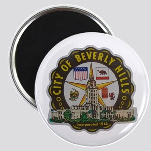 Beverly Hills California Magnet