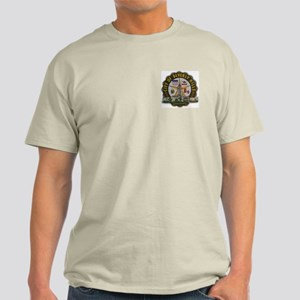 Beverly Hills California Ash Grey T-Shirt