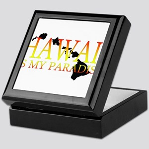HAWAII IS MY PARADISE Keepsake Box