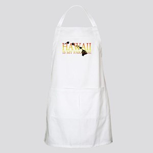 HAWAII IS MY PARADISE Apron