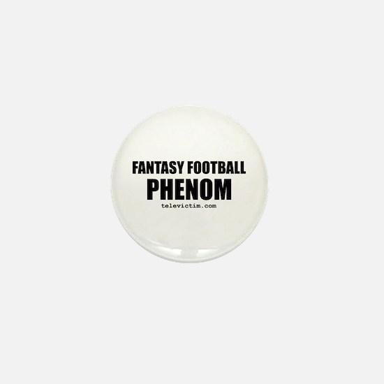 """PHENOM"" Mini Button"