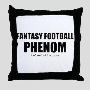 """PHENOM"" Throw Pillow"