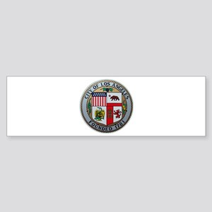 City of Los Angeles Bumper Sticker