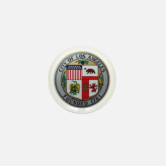 City of Los Angeles Mini Button