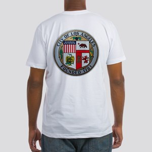 City of Los Angeles Fitted T-Shirt