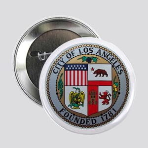City of Los Angeles Button