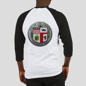 City of Los Angeles Baseball Jersey