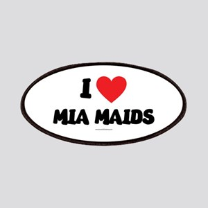 I Love Mia Maids - LDS Clothing copy Patches