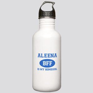 Aleena BFF designs Stainless Water Bottle 1.0L