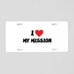 I Love My Mission - LDS Clothing - LDS T-Shirts Al