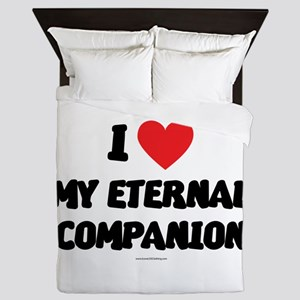 I Love My Eternal Companion - LDS Clothing - LDS Q