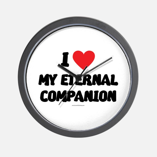 I Love My Eternal Companion - LDS Clothing - LDS W