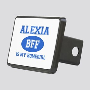 Alexia BFF designs Rectangular Hitch Cover