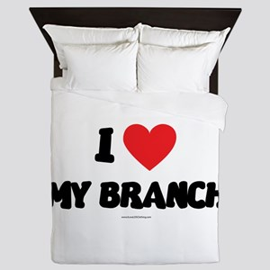 I Love My Branch - LDS Clothing - LDS T-Shirts Que