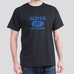 Alisha BFF designs Dark T-Shirt