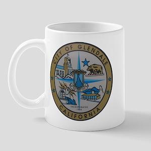 City of Glendale Mug